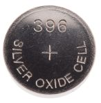Product image for SR59 Silver Oxide Coin Cell,1.55V 30mAh