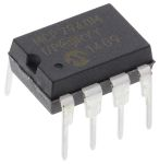 Product image for REAL TIME CLOCK/CALENDAR SRAM I2C PDIP8