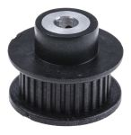 Product image for MXL Plastic Pulley with insert teeth 30