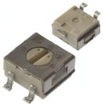 Product image for 3314G SMT top adj cermet trimmer,10K 4mm
