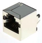 Product image for CAT 6 SHIELDED VERTICAL RJ45 JACK