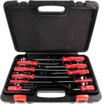 Product image for 10 piece engineers screwdriver set