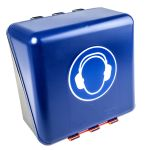 Product image for Ear defender storage box,236x225x125mm