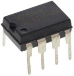 Product image for CURRENT MODE PWM CONTROLLER 1A 8-PIN