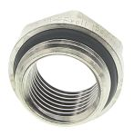 Product image for Reducer M20 to M16 Metal ATEX IP68