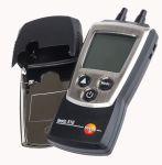 Product image for Testo Testo 510 Differential Manometer With 2 Pressure Port/s, Max Pressure Measurement 100hPa