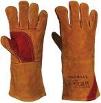 Product image for RENIFORCED WELDING GAUNTLETS BROWN