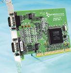 Product image for UNIV.PCI 2 PORT VELOCITY