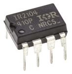 Product image for MOSFET/IGBT driver IR2104 40mA i/p