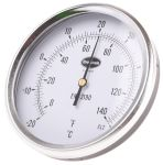 Product image for Back thermometer 50mm,-20 to +60degC
