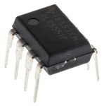 Product image for LINCMOS TIMER,TLC555IP 2.1MHZ DIP8