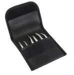 Product image for 6-PIECES SMD TWEEZERS SET