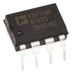 Product image for Op amp,AD711JN 4MHz DIP8
