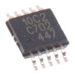 Product image for SOC,8051,RF TRANSMITTER,AES,MSOP10