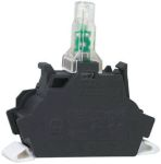 Product image for 12VAC/DC LED GREEN WTH CAGE CLAMP