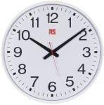 Product image for Plastic lens Al wall clock,436mm dia