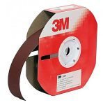 Product image for 3M 314D Cloth Roll 25MMX25M P120
