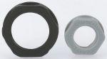 Product image for Locknut, nylon, grey, M25, IP68