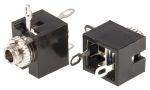 Product image for Miniature chassis mount jack skt,2.5mm