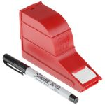 Product image for Write on cable marker,25.4x53.98mm