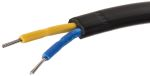 Product image for Type J thermocouple extension cable,10m