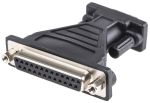Product image for 9 male (SP)-25 female (LP) D adaptor