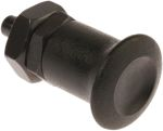 Product image for Index plunger,steel,6mm