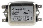 Product image for 2 stage RFI equipment filter,3A