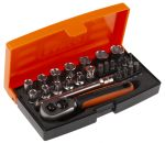"""Product image for 25 Piece 1/4"""""""" drive socket set"""