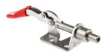 Product image for Straight line s/steel toggle clamp,50kg