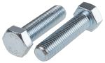 Product image for ZnPt steel hightensile setscrew,M16x60mm