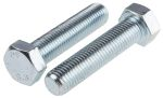 Product image for ZnPt steel hightensile setscrew,M16x70mm