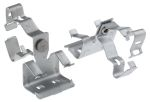 Product image for Horizontal conduit clip,14-20mm 20mm dia