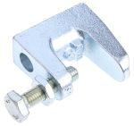 Product image for Flange fix cast iron clamp,23mm flange