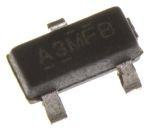 Product image for MOSFET N-Channel 20V 1.2A SOT23