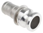 Product image for Part E cam & groove adaptor,1 1/2in tail