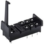 Product image for 8pin PCB socket for DPCO G2R-2-S relay