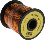 Product image for Insulated copper wire,18awg 80m