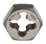 Product image for HSS Die Nut M10/1.5 mm