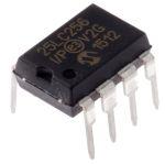 Product image for 256k,32K X 8 , 2.5V Serial EE  PDIP-8