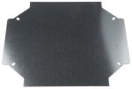 Product image for Al Mounting Plate for 220x275x140mm box