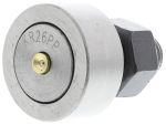 Product image for Stud track roller,36mm L x 26mm OD