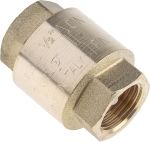 Product image for Spring loaded non return valve,1/2in BSP