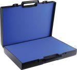 Product image for Black storage case w/hanlde,435x308x90mm