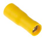 Product image for Yel crimp bullet terminal,2.5-6.5sq.mm