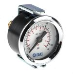 Product image for Pressure gauge 40mm panel mount
