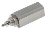 Product image for Double acting pin cylinder 6mm x 10mm