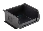 Product image for Conductive storage bin,100x90x50mm