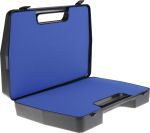 Product image for Black storage case & handle,340x250x80mm