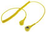Product image for 10mm stud - stud cord,1.8m L 4meg coil